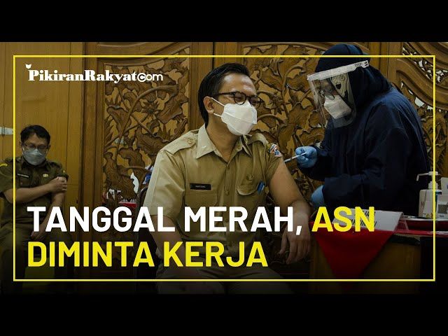 Wagub Riza Patria Minta ASN Pemprov Jakarta Tetap Masuk Kerja Meski Tanggal Merah