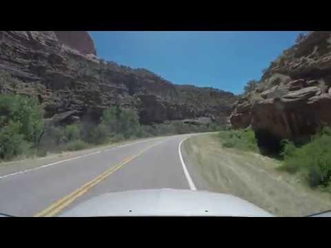 Gateway to Naturita Colorado July 2016 Part 4
