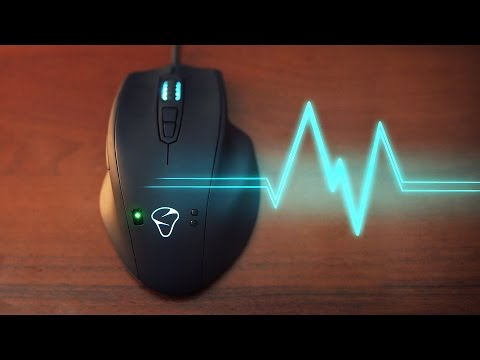 Heart Rate Monitor in a Mouse!? - Mionix Naos QG