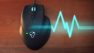 heart rate monitor in a mouse mionix naos qg