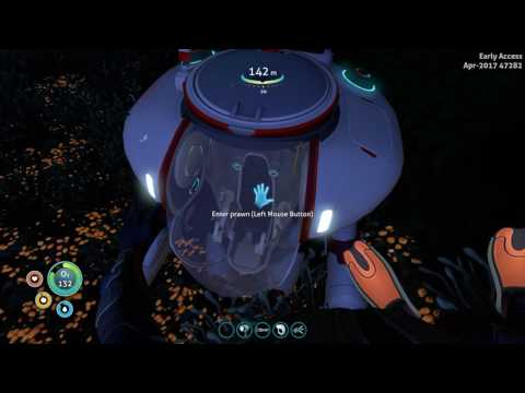Subnautica: In search of reactor rods :D
