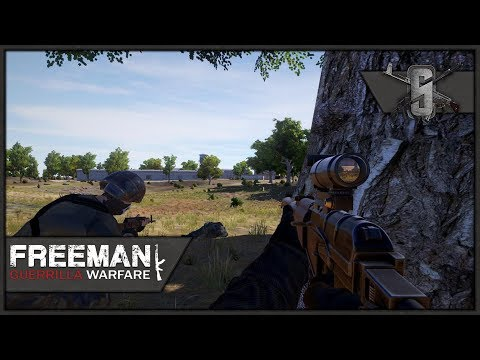 Taking Prisoners & New Faction Soldiers! - Freeman: Guerrilla Warfare - #3 ArmA meets Mount & Blade