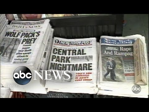 One Night In Central Park L 20/20 L PART 5| ABC News
