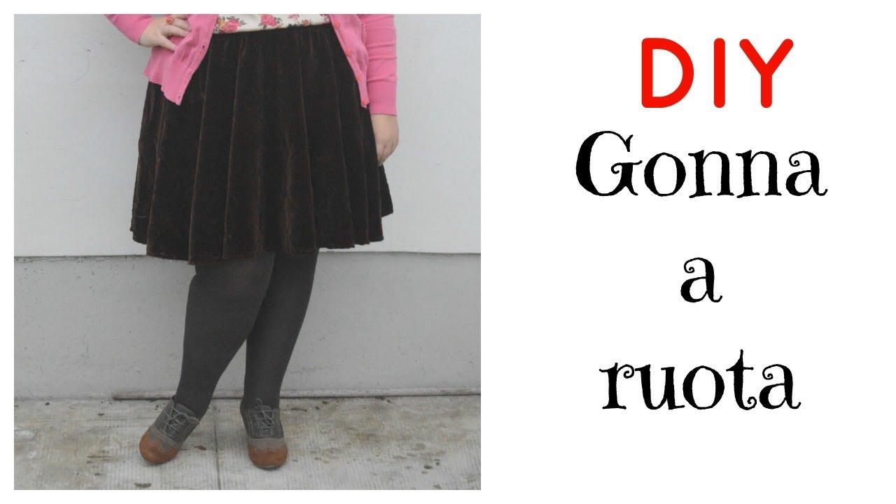 Come abbinare una gonna a campana - Donna Glamour