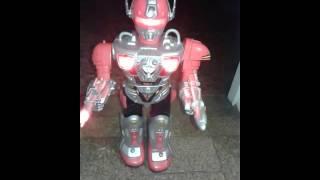 Robot Fire Fire