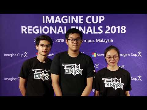 Imagine Cup 2018 Asia Pacific Regional Finals