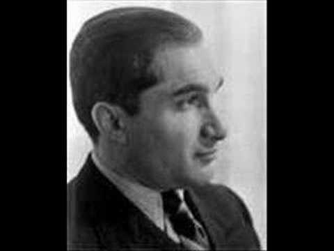Joseph Schmidt - Zigeunerlied