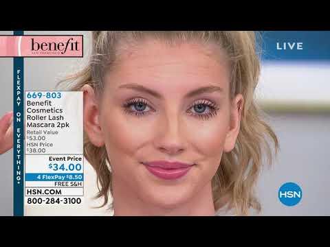 HSN | Benefit Cosmetics . http://bit.ly/2MZL6v8