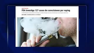 ALERTA Marihuana liquida en vaporizadores y cigarros electrónicos: PELIGROS y DAÑOS A LA SALUD