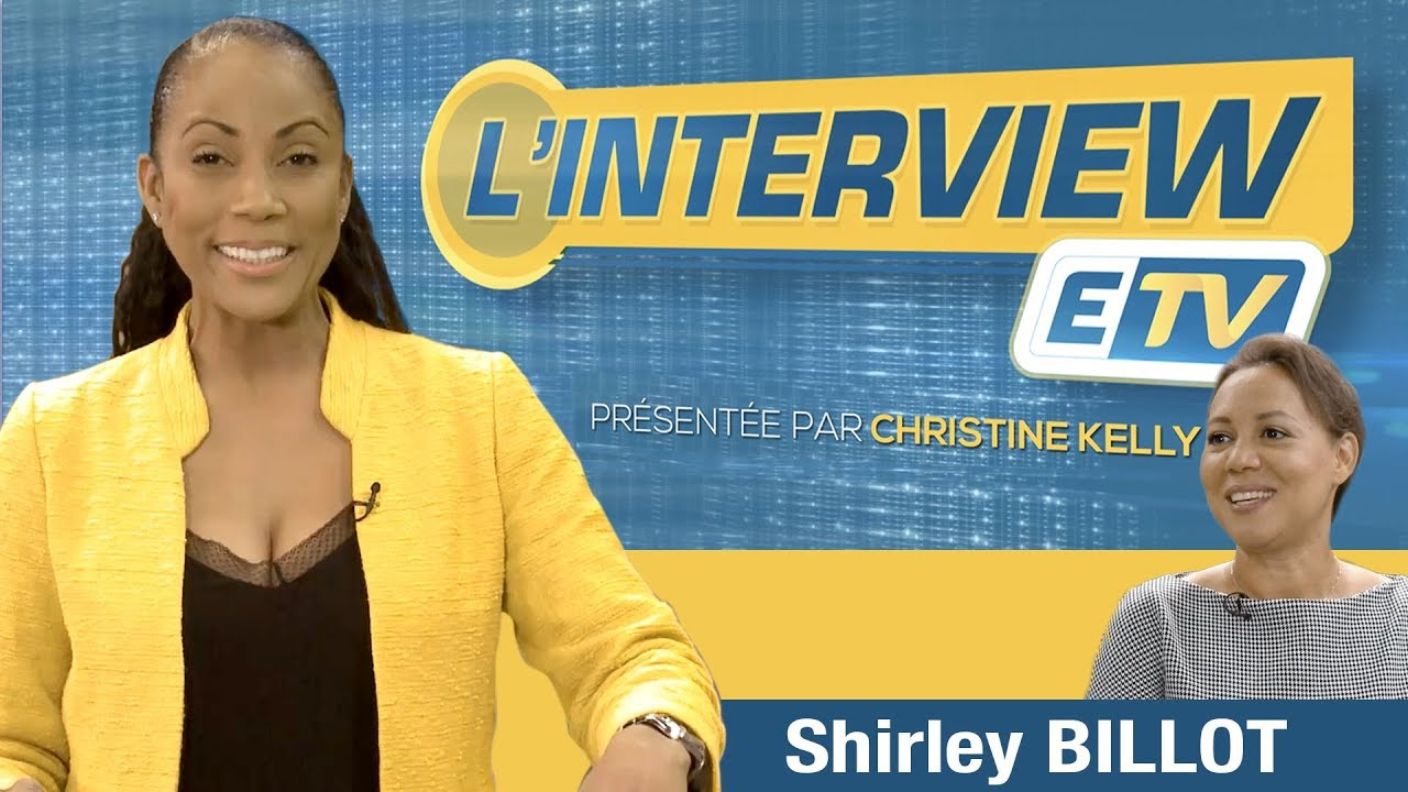 L' interview ETV -  Shirley BILLOT ( Fondatrice de KADALYS )
