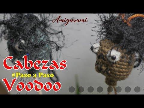 Crochet a Cute Voodoo Doll Amigurumi … Just In Time For Halloween ...   360x480