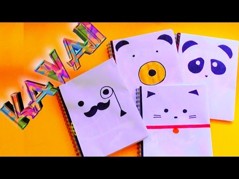 Dibujos Para Decorar Hojas De Cuadernos