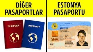 Estonya'yı Diğer Ülkelerden Farklı Kılan 10 Şey