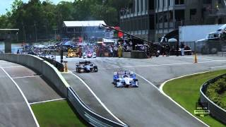 2015 Honda Indy Grand Prix of Alabama: Race Highlights