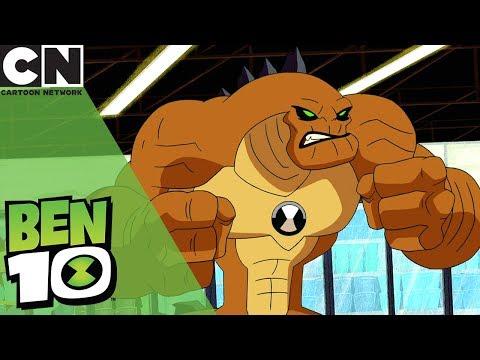 Ben 10 | Spike Tailed Humungousaur | Cartoon Network