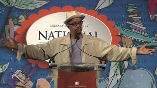 Repeat youtube video James McBride: 2013 National Book Festival