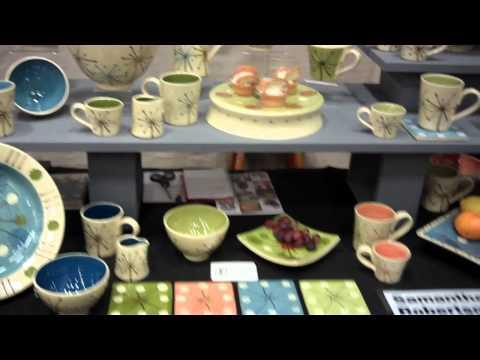 Oxford Ceramics Fair 2013 part 3