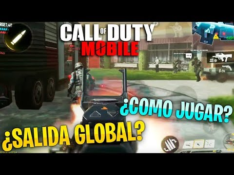 ¿CUÁNDO SALE GLOBAL COD MOBILE? BETA CALL OF DUTY LEGENDS OF WAR *ANDROID* thumbnail