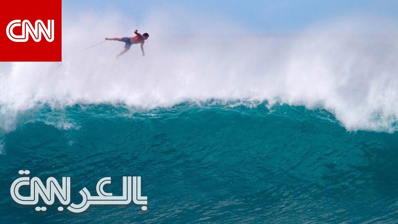 موجة ضخمة حطمت عظامه.. شاب يروي كيف تحولت رحلة ركوب الأمواج لكابوس  - نشر قبل 2 ساعة