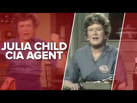 The Celebrity Chef Who Was A CIA Agent