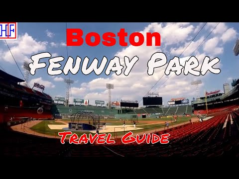 Boston | Fenway Park | Tourist Attractions | Episode# 14