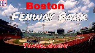 Boston - Fenway Park - Helpful Information for Visitors | Boston Travel - Episode# 14