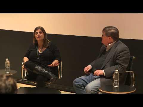 The Extra Man with Director Shari Springer Berman