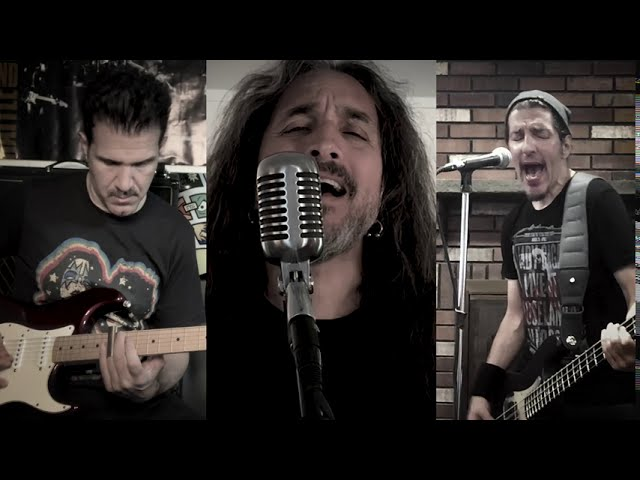 City of Blinding Lights - U2 cover performed by members of Death Angel & Anthrax
