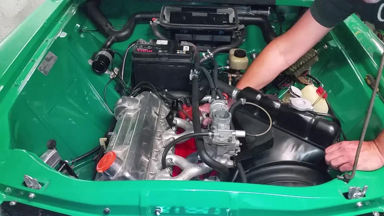 Oldtimer Audi 60 L Baujahr 1971 restauriert erster ...