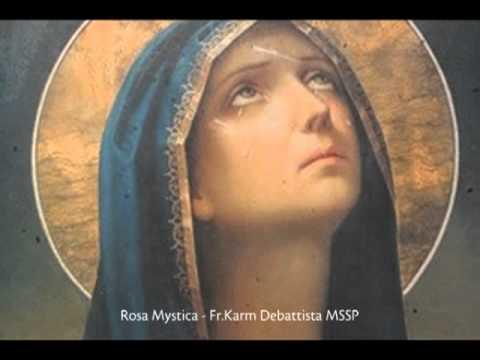 Rosa Mystica - Fr Karm Debattista MSSP