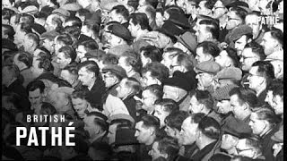 F.A. Cup 6th Round - Birmingham City V. Manchester City (1955)