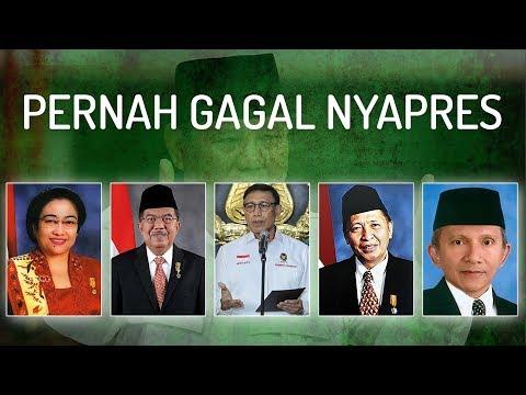 Selain Prabowo, Inilah 5 Capres Yang Pernah Gagal Nyapres Sejak Pilpres Langsung 2004