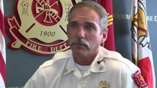 Extended Interview: Fire chief responds to 911 controversy