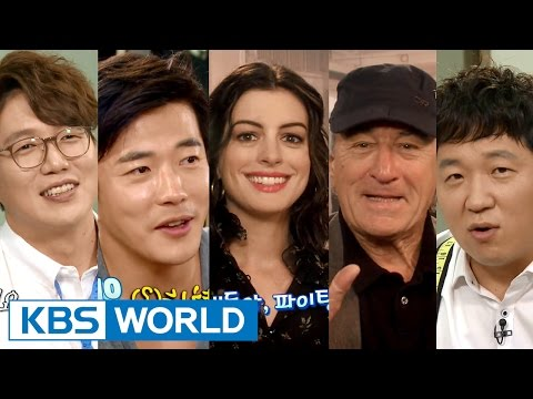 Entertainment Weekly | 연예가중계 - Anne Hathaway, Kwon Sangwoo, Kim Haesuk (2015.10.09)