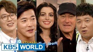 Entertainment Weekly | 연예가중계 - Anne Hathaway, Kwon Sangwoo, Kim Haesuk (2015.10.09)