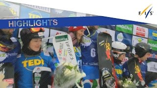 Highlights | Ochner and March ring down the curtain in Team PSL at Winterberg | FIS Snowboard