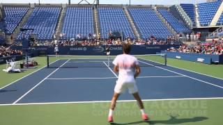 Roger Federer / Stanislas Wawrinka 2013  4 / 7