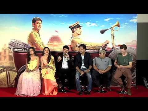 UNCUT | Firangi Full Movie Trailer Launch | Kapil Sharma | I