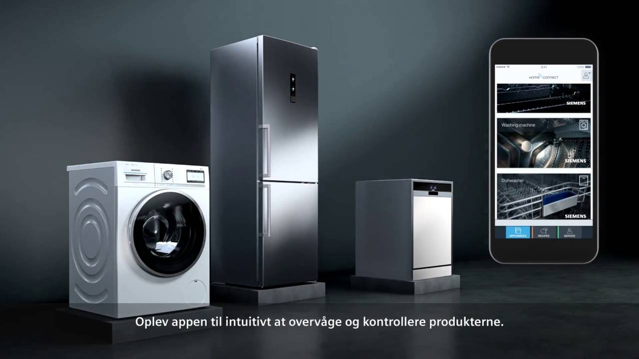siemens home connect 2 min - kim selch speak - youtube