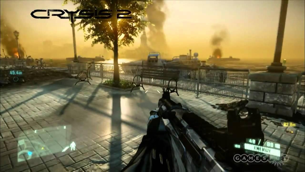 crysis 2 game settings