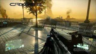 Crysis 2 Graphics Comparison (PC)