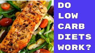 Weight Loss (Low Carbohydrate Diets) | Jason Fung