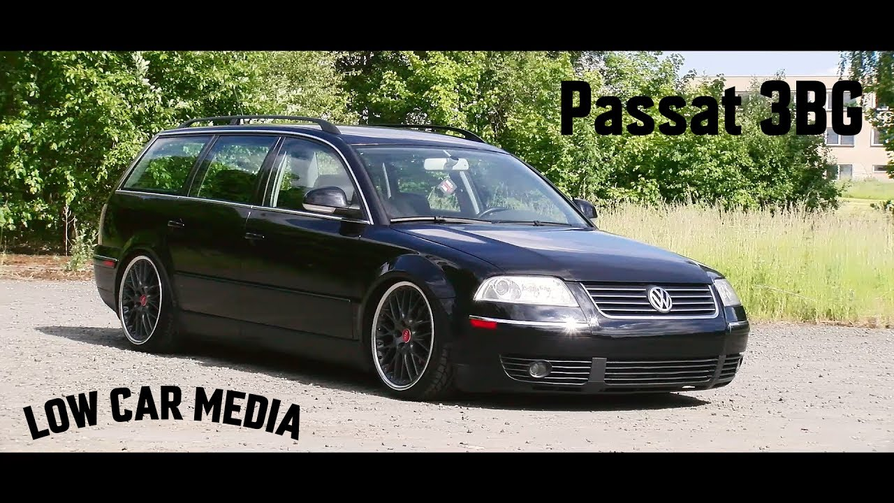 car porn 6 passat 3bg low car media youtube. Black Bedroom Furniture Sets. Home Design Ideas