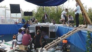 """UTV. Уникальный бассейн построили в Башкирии для съемок фильма """"И это все Роберт"""""""