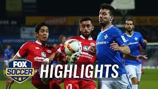 Video Gol Pertandingan Darmstadt 98 vs FSV Mainz 05