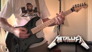 Metallica - The Shortest Straw Guitar Cover