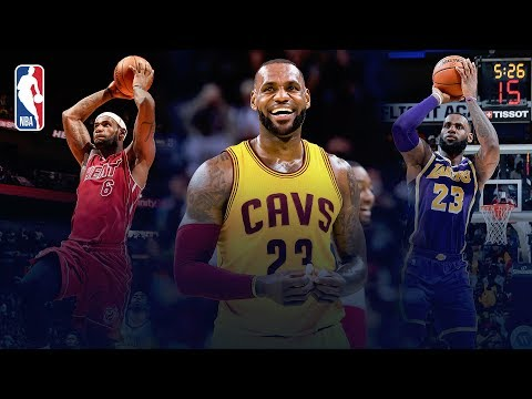 LeBron James is 4th All-Time on NBA Scoring List! thumbnail
