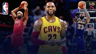 LeBron James is 4th All-Time on NBA Scoring List!