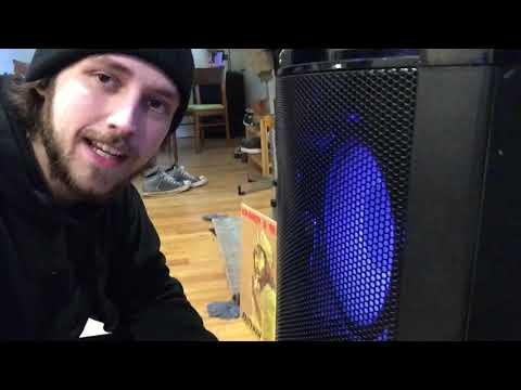 Using Zip Ties to Fix Metal Speaker Mesh