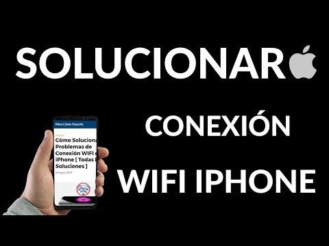 ¿Cómo Solucionar los Problemas de Conexión WIFI en tu iPhone?